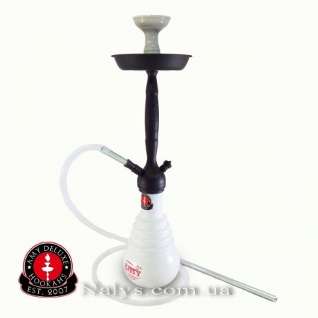 Кальян AMY Hookah (Германия) Zuri Cityscape + Hot screen 690